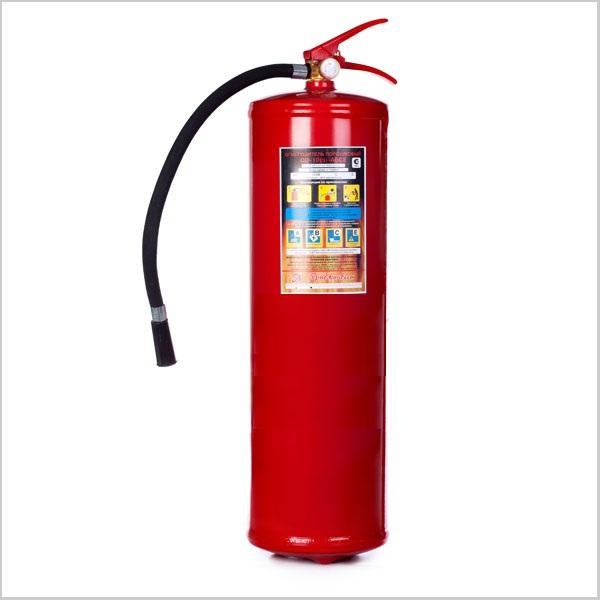 Огнетушитель порошковый  ОП 10  (з) АВСЕ