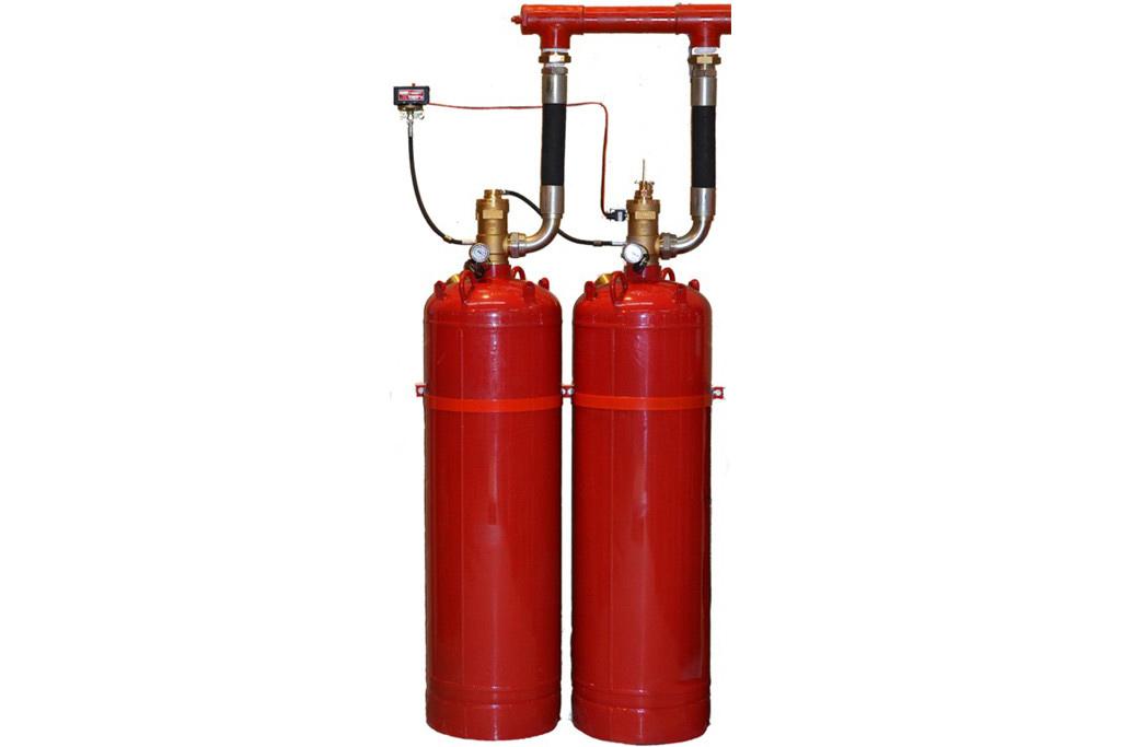 Модули Газового Пожаротушения, Хладоны, Баллоны