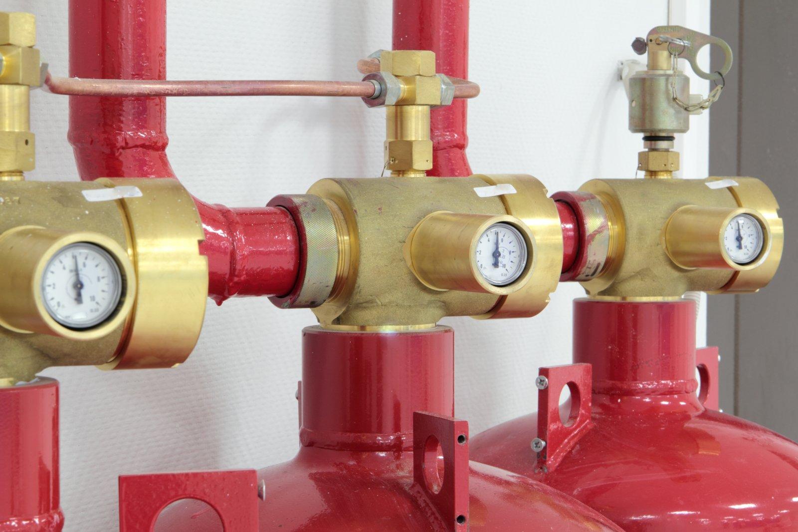 Пожарная и газовая арматура